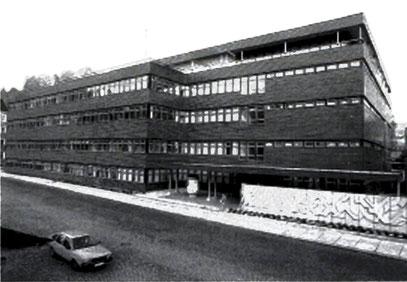 GUB Gebäude 1991