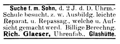 DUZ 1903 Nr.19 v.1. Okt.