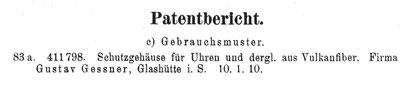 Quelle: Allgemeines Journal der Uhrmacherkunst Nr.07 von 1910 S.111