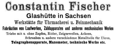 Handelszeitung für die Gesamte Uhren-Industrie Nr.17 vom 01.09.1897