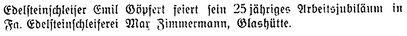 Quelle: Saxonia Heft 22 Juli 1922 S.21