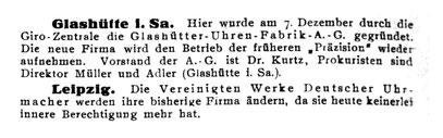 AJU Nr. 51 v. 17. Dez. 1926 S.980