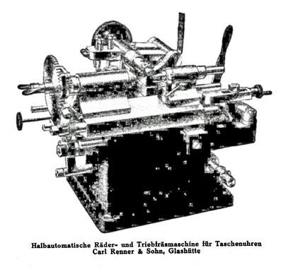Quelle Deutsche Uhrmacher-Zeitung Nr.18 v. 1923 S.237