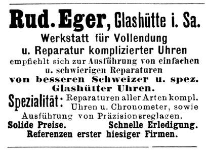 Handelszeitung für die Gesamte Uhren-Industrie Nr.17 vom01.09.1897 S.13a