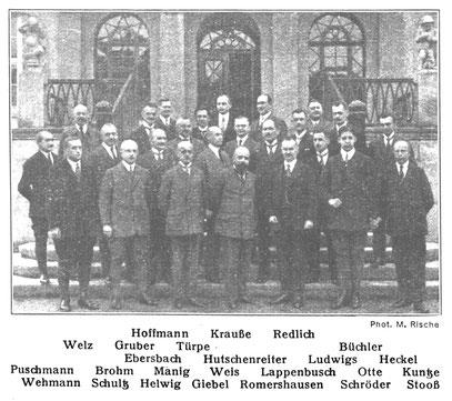 Quelle: Die Uhrmacher-Woche Nr.52 vom 25. Dez. 1926