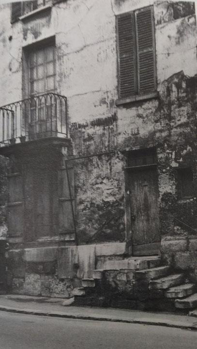 maisons-laffitte vieille maison