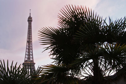 Tour Eiffel ... am Meer oder was?