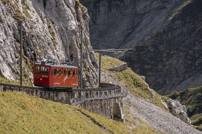 Pilatus Pilatusbahn Alpnachstad 48%