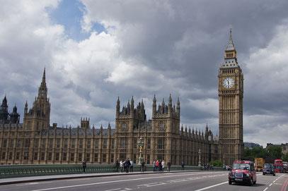 House of Parliament mit BigBen