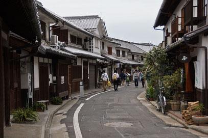 Kurashiki - in der Altstadt