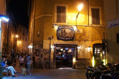 Rom - Trastevere am Abend