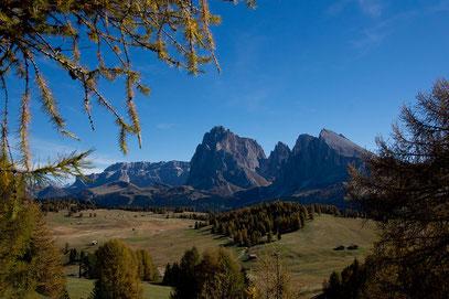 Südtirol; Seiseralm