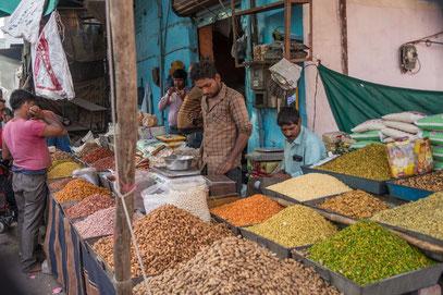 Bikaner - aus dem bunten Stadtleben