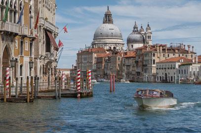 Venezia; Salute; Canale Grande