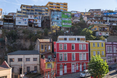 Valparaiso UNESCO Welterbe Chile