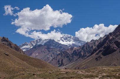 Cerro Aconcagua,