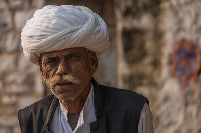 Rajasthan Luni Portrait