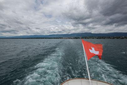 Genève; Lac Leman; Vevey