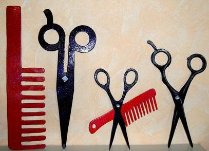 Accessoirs de coiffure en bois