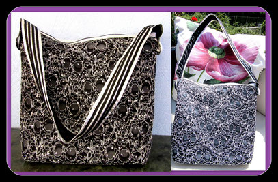 "Sac a main "" Baroque """