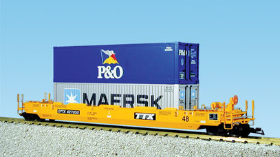 TTX INTERMODAL CONTAINER CAR
