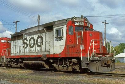 EMD GP30 SOO