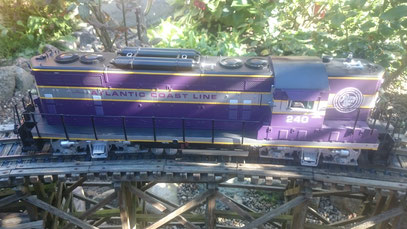 USA Trains GP7 ACL