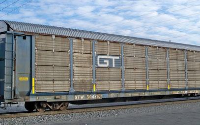 GTW Bi-Level Auto Carrier