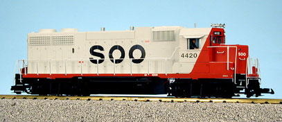 USA Trains EMD GP38-2 CN