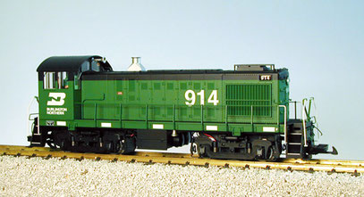 USA Trains ALCO S4 BN