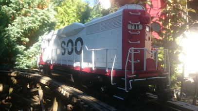 USA Trains GP30 Soo Line