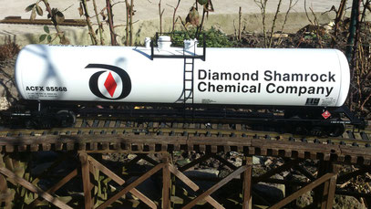 USA Trains Diamond Shamrock Modern Tank Car