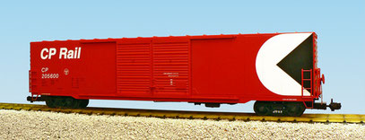 USA Trains CP 60 Foot Single Door Box Car