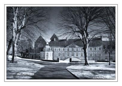 """""""Abbaye Saint Sauveur le Vicomte 2"""" Réf : Pat14 005"""