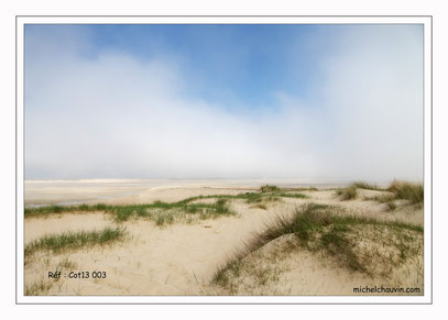 """""""Les dunes 2"""" Saint Germain sur Ay Réf : Cot13 003"""