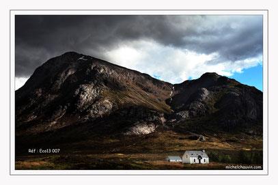 La maison blanche - Glencoe Réf : Eco13 007