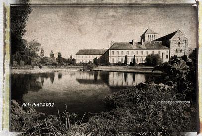 """""""Abbaye de Lessay 1"""" Réf : Pat14 002"""