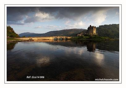 """""""Eilean Donan Castle 1"""" Réf : Eco14 006"""
