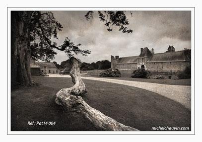 """""""Chateau de Gratot"""" Réf : Pat14 004"""