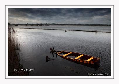 """""""La barque du marais"""" Réf : Cte13 005"""
