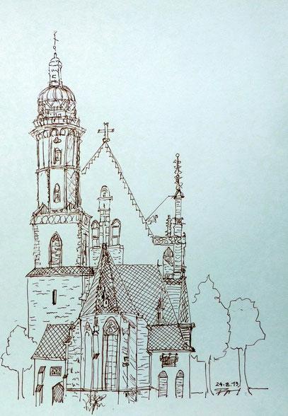 Kirche Maria Karlsruhe