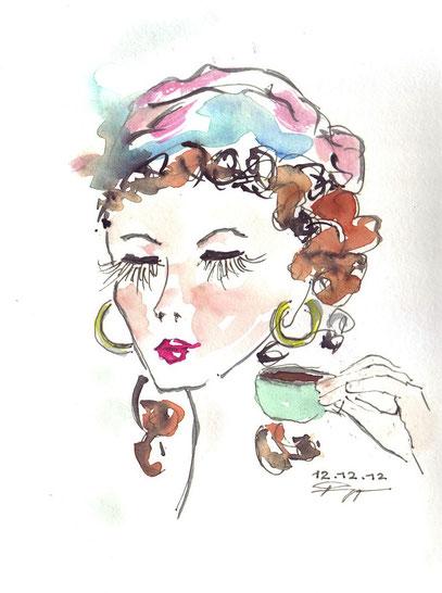 Kaffee Lady