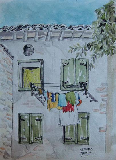 GRADO 2012 Wäsche