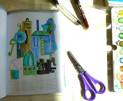 Entwurf zum Thema abstrahieren