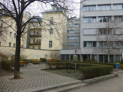 Diodatopark 1040 Wien Schäffergasse