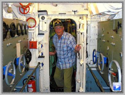 """U-Boot """"U995"""" Laboe"""