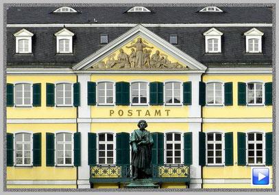 Historisches Rathaus der Bundesstadt Bonn