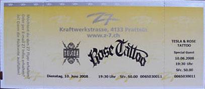 Ticket (a)