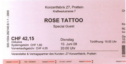 Ticket  (b)