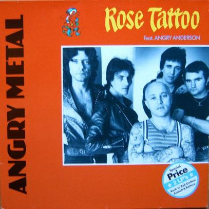 Cd Rose Tattoo Fanpage